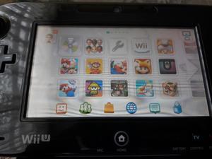 Nintendo Wii U con 12 Juegos Mas Yapa