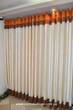Cortinas Tubo De Acero, Instalacion A Domicilio,garantia