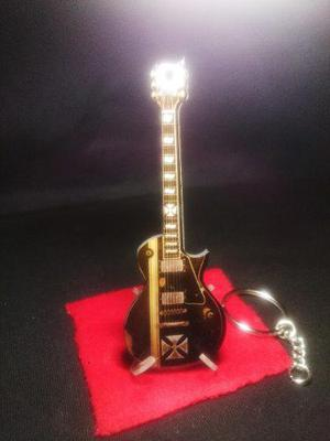 Guitarras Llaveros Esp Iron Cross James Hetfield Metallica