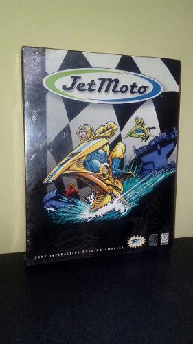 Jet Moto (nuevo Y Sellado) - Juego De Pc En Caja