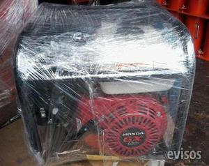 Vendo motobomba de 2 x 2 con motor honda en Lima
