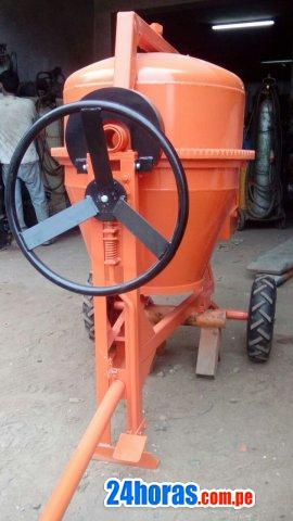 mezcladora para concreto tipo tompo 5p3