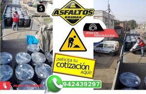 AQUI EN BRIMAX PERU SAC, VENTA DE ASFALTO RC-250, MC-30.