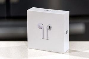 Apple Airpods Audifonos Bluetooth Iphone X 8 Plus Original
