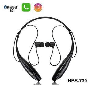 Audífonos Bluetooth Hbs-730 Handsfree Música Y Llamadas