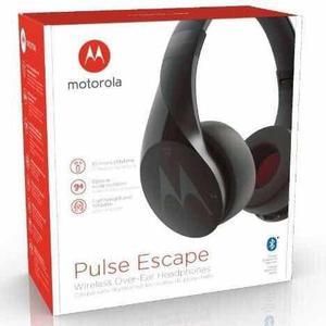 Audífonos Bluetooth Motorola Pulse Escape 10horas Sellado