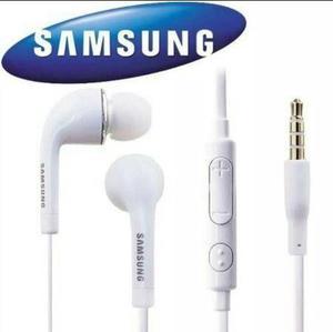 Audífonos Hands Free Samsung S3 S4 S5 S6 S7 100% Original.