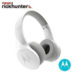 Audifono Bluetooth Motorola Pulse Escape Cancela Ruidos Blan