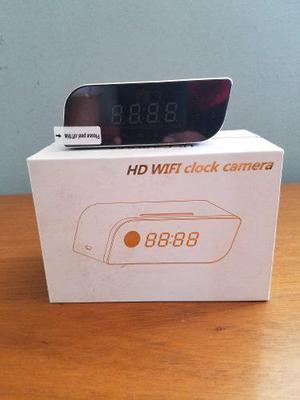 Camara Espia Hd Modelo Reloj Con Wifi