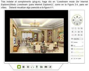 Cámara Ip Robotica Seguridad P2p Hd Wifi Nueva