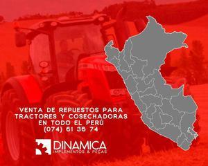 REPUESTOS Y VENTA DE MAQUINARIA AGRICOLA