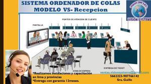 SISTEMAS DE FILAS PARA RECEPCION Y TV