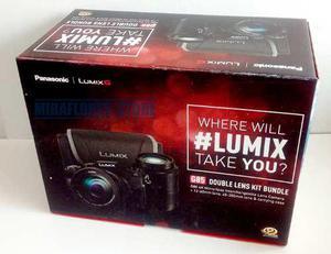 Cámara Panasonic Lumix G85 4k 12 60mm + Sd 16