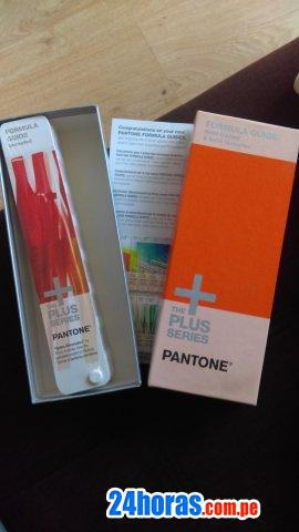 Guia de colores Pantone Uncoated