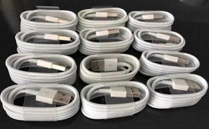 Cable Usb Lightning Para Iphone 100% Original