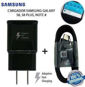 Cargador Samsung Galaxy S8 S9 Note 8 Original Cable Tipo C