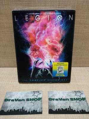 Legion Temporada 1 X-men Marvel Blu Ray Serie Stock