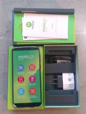 Moto G6 Plus 64gb 4gb Ram Nuevo En Caja Y Accesorios
