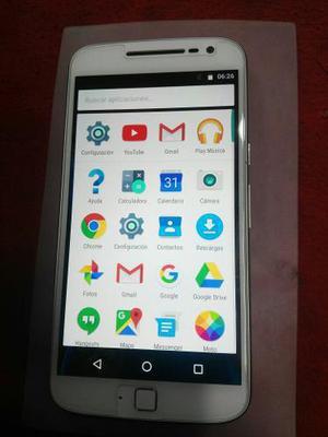 Motorola G4 Plus 32gb Libre Remato