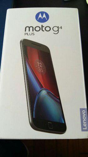 Motorola Moto G4 Pluss 32gb, Nuevo En Caja