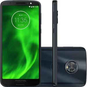 Motorola Moto G6 Plus L/fab. 64gb 4g Fm 4gb Sellado Oferta