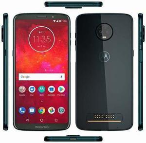 Motorola Moto Z3 Play 4gb Ram 64gb L/fa. Sellado
