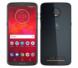 Motorola Moto Z3 Play Duos 32gb 4gb Ram  Libre De Fabrica