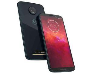 Motorola Moto Z3 Play Duos|64gb 4gb Ram| Libre De Fabrica