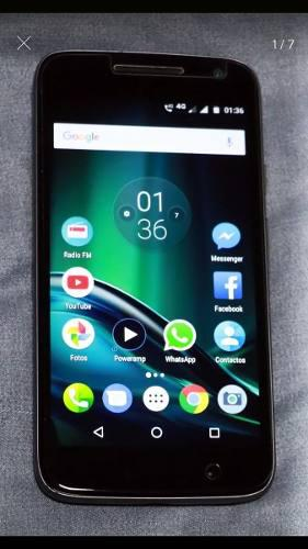Remato Moto G4 Play Impecable Libre 2ram 16gb Hd