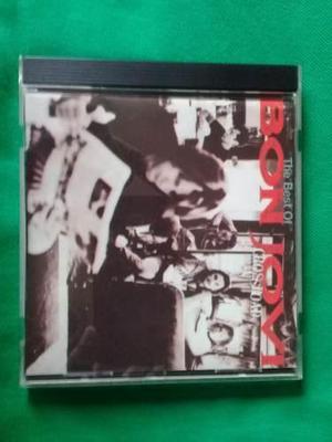 Se Vende Cd Bon Jovi Cross Road, En Buen Estado. Original