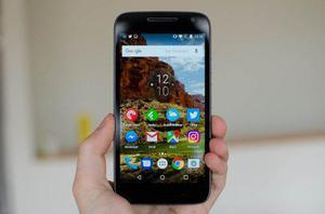 Vendo Moto G4 Play Libre 4g Lte,16gbi,2gb Ram,camara De 8mpx