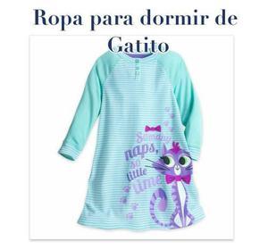 Disney - Ropa De Dormir De Gatito Hissy