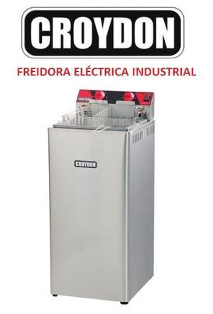 FREIDORA ELÉCTRICA INDUSTRIAL EN OFERTA ESPECIAL
