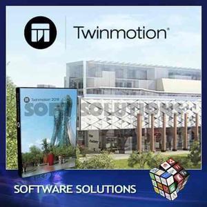 Twinmotion 2018 - Software De Visualización Y Renderizado