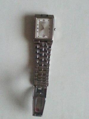 Antiguo Reloj Seyko A Cuarzo (plias) Acerado
