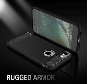 Funda Fibra Carbono Iphone 7 8 X - Tienda