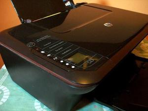 Impresora Hp 3050 Multifuncional + Cartuchos Color Y B/n