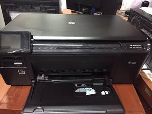 Impresora Hp Serie D110 + Cartuchos Hp