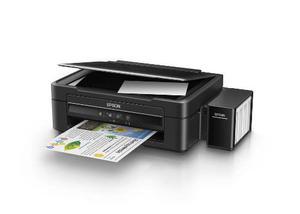 Multifuncional De Tinta Continua Epson L380, Imprime/escanea