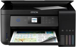 Multifuncional De Tinta Epson Ecotank L4160, Imprime/escanea
