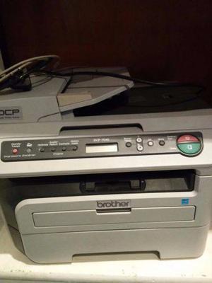 Vendo Impresora Multifuncional Brother Dcp 7040 Ok