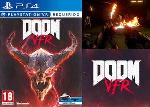 Juego Doom VFR VR