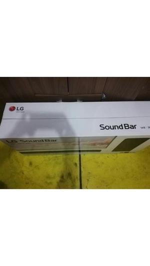Sound Bar Lg Nuevo Sellado