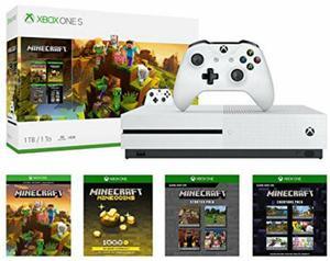 Xbox One S 1 Tbpagk Minecraft