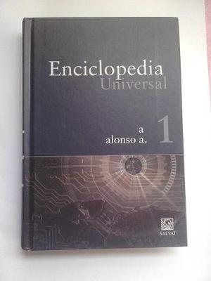 Enciclopedia Universal Salvat Tomo 1-21