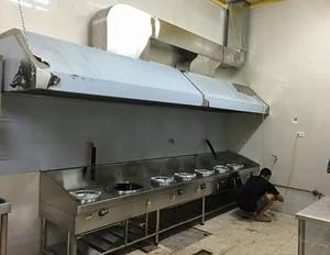 Fabricamos E Instalamos Campanas Y Ductos Para Restaurantes
