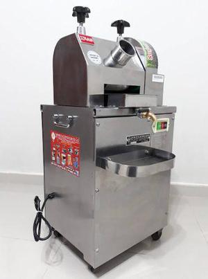 Maquina Exprimidor De Caña De Azúcar/ Importaciones Leon