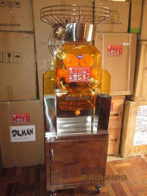 Maquina Exprimidora De Naranjas Gt4200 Importaciones Leon Gl