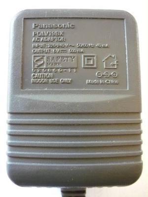 Adaptador Para Telefono Inalambrico Panasonic