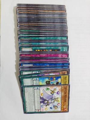 Lote de 100 cartas YuGiHo! originales